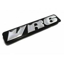 Logo VR6 chromé de baguette latérale