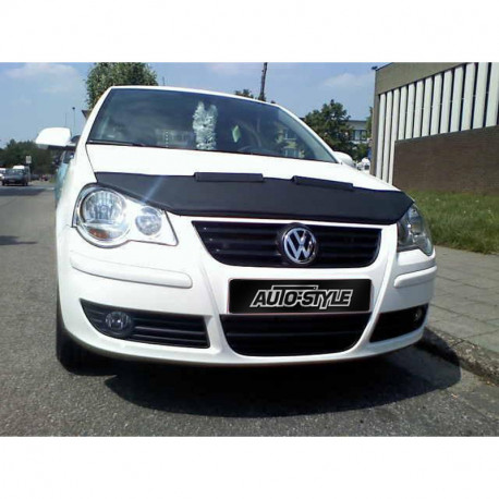 Protection de capot VW Polo 9N2 2005-2008 - noir PB901401