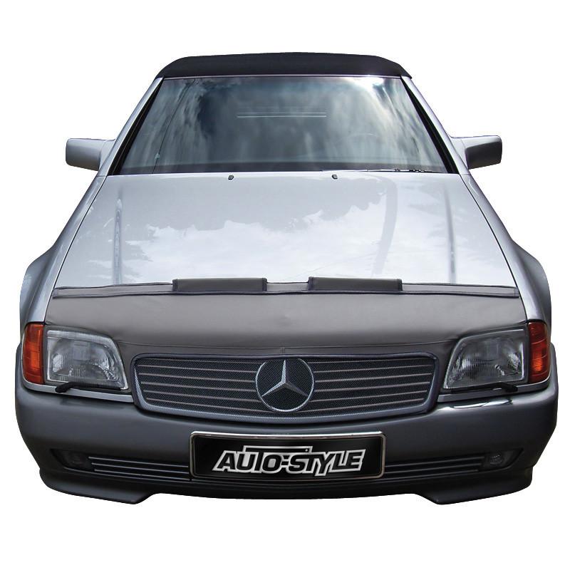 Couleur Noir Soft Case Capot de Protection cl/é de Voiture Mercedes Benz SL R129 W163 Classe E W210 ML 1998-2005
