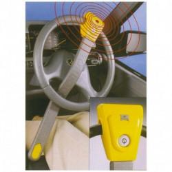 Antivol de volant mécanique STOPLOCK avec Led clignotante