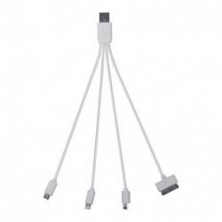 Câble chargeur USB pour smartphone et tablette UNBC088850