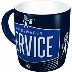 Tasse mug VW Service NA43034 NOSTALGIC ART