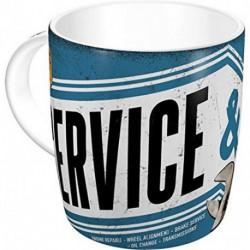 Tasse mug Service & Repair NA43001 NOSTALGIC ART