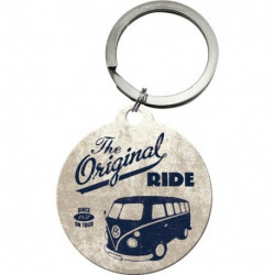 Porte clés 4 cm Combi Original Ride NA48002 NOSTALGIC ART