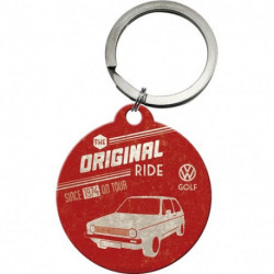 Porte clés 4 cm Golf Original Ride NA48004 NOSTALGIC ART