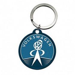 Porte clés 4 cm VW Service NA48020 NOSTALGIC ART