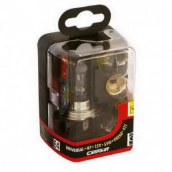Coffret avec ampoules H7 et fusibles UN0725007 PLANET LINE