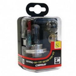 Coffret avec ampoules H4 et fusibles UN0725001 PLANET LINE
