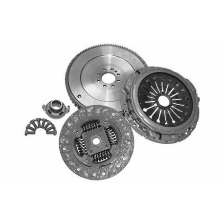 Kit embrayage 4 pieces volant moteur LUK 600001700