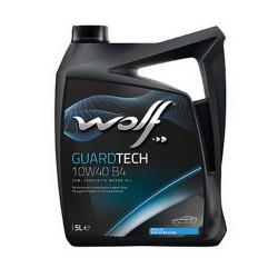 Huile Wolf GuardTech 10W-40 bidon de 5 litres CH10W40-5L WOLF