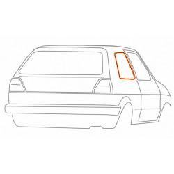 Joint de vitre arrière droit (pour chrome) 19084520 WERK34