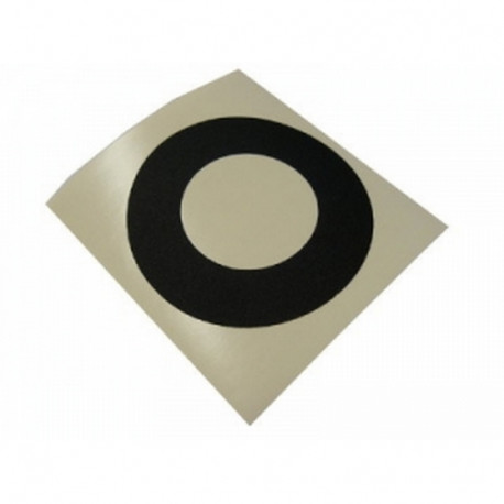 Sticker rond de goulotte de réservoir 17080604 WERK34