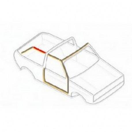 Joint arrière droit entre capote et vitre 15087116 WERK34