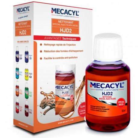 MECACYL HJD2 spécial nettoyage pour injection diesel 179MEC08